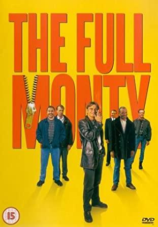 The Full Monty / Do naha!- v originálním znění s CZ titulky - DVD /plast/
