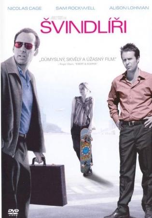 Švindlíři - DVD /plast/