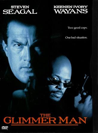 The Glimmer Man ( originální znění, titulky CZ ) digipack DVD
