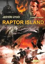 Raptor Island - Ještěři útočí - DVD /slim/
