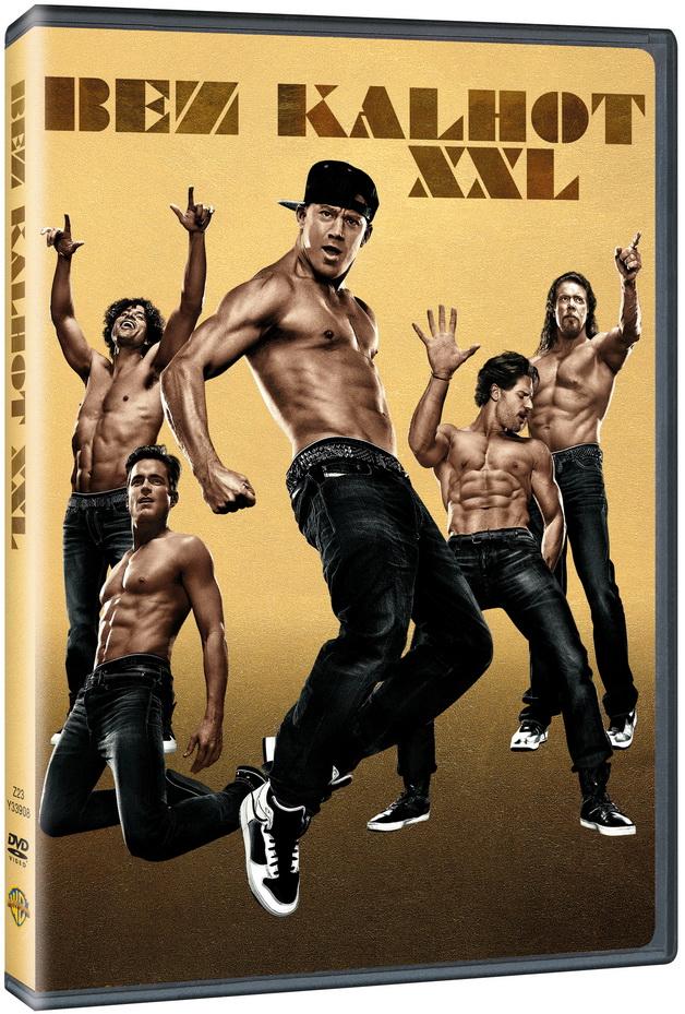 Bez kalhot XXL - DVD /plast/
