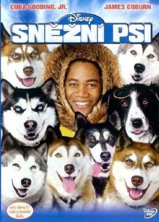 Sněžní psi - DVD /plast/