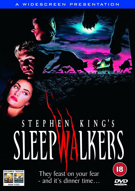 Sleepwalkers - v originálním znění s CZ titulky - DVD /plast/