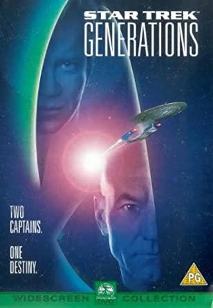 Star Trek - Generation - DVD /plast/bazarové zboží/