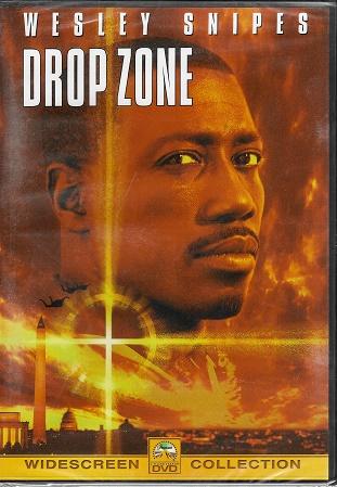 Drop Zone / Zóna úniku ( plast ) DVD