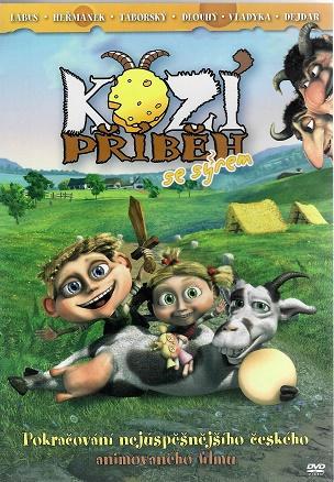 Kozí příběh se sýrem / Goat Story 2 ( plast ) DVD