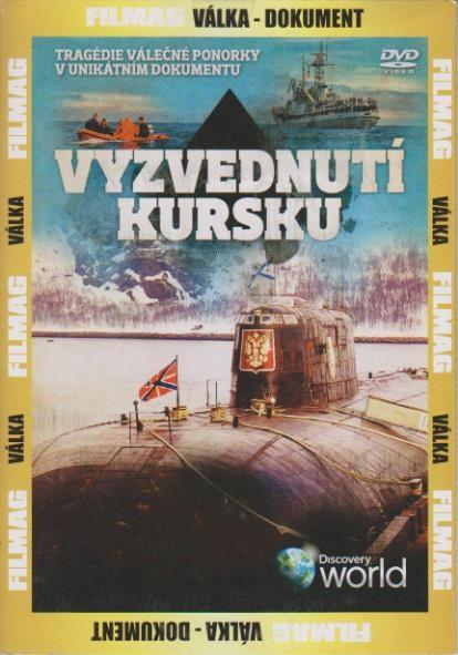 Vyzvednutí Kursku - DVD