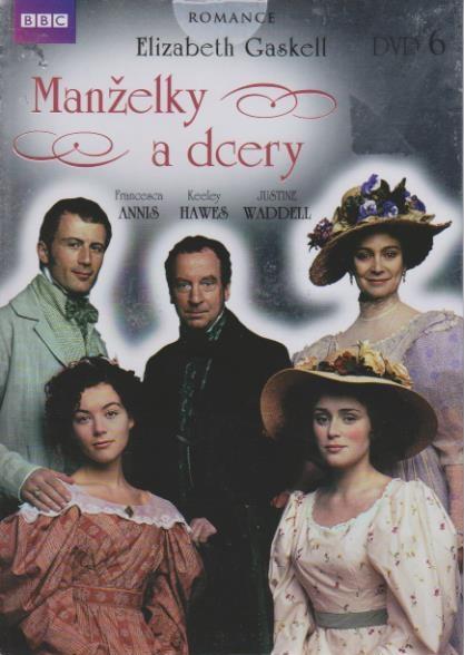 Manželky a dcery 6 - DVD