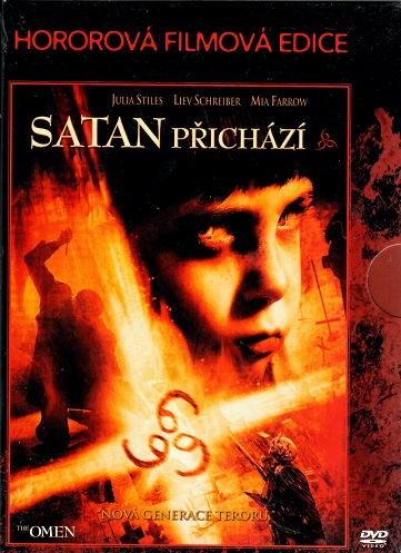Satan přichází ( digipack ) - DVD