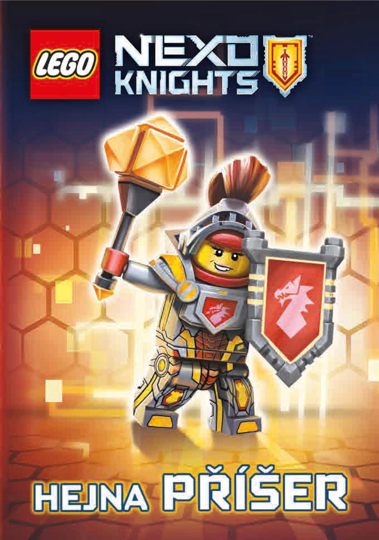 LEGO Nexo Knights - Hejna příšer - kolektiv autorů