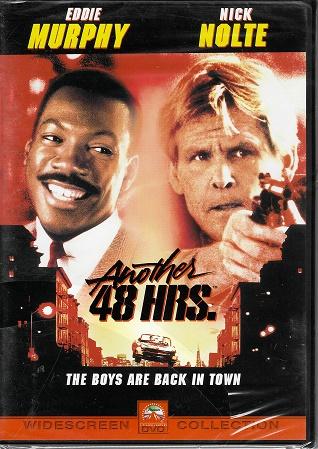 Another 48 Hrs. / Dalších 48 hodin ( zvuk český, plast ) DVD