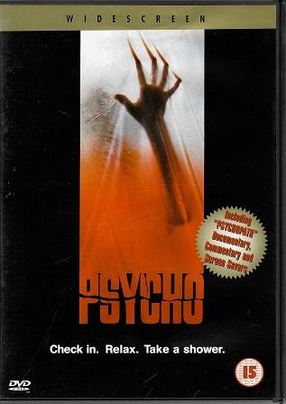 Psycho ( originální znění, titulky CZ ) plast DVD