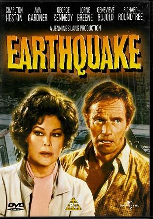 Earthquake / Zemětřesení ( originální znění, titulky CZ ) plast DVD
