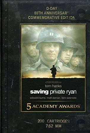 Saving Private Ryan / Zachraňte vojína Ryana - v originálním znění s CZ titulky - 2xDVD /digipack v šubru/