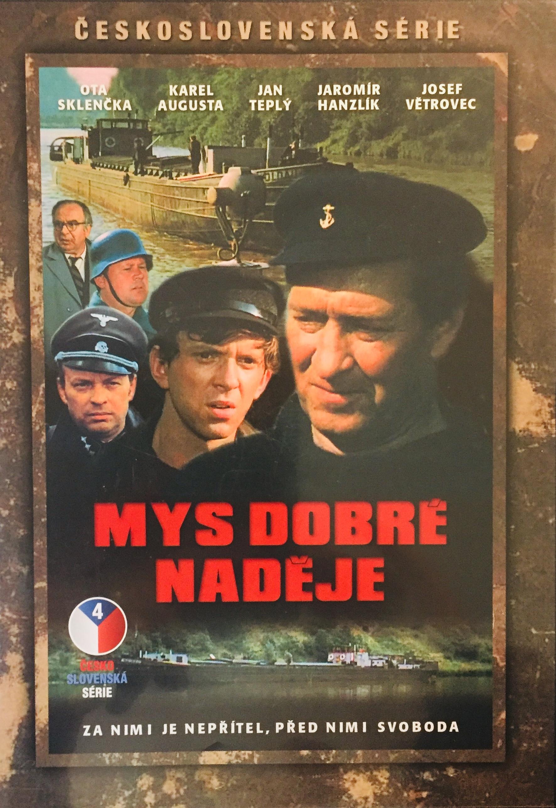 Mys dobré naděje - Československá série - DVD /plast/