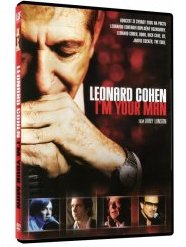 Leonard Cohen - I'm your Man - DVD /plast/