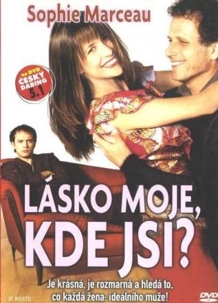 Lásko moje, kde jsi? - DVD /plast/