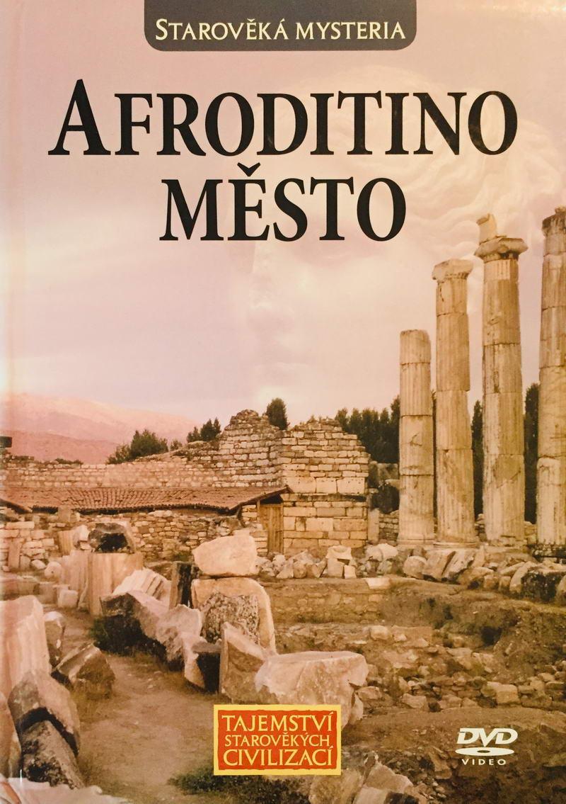 Starověká mysteria - Afroditino město - DVD /brožura/