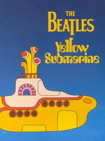 The Beatles - Yellow Submarine - v originálním znění bez CZ titulků - DVD /plast/