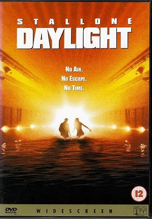Daylight / Denní světlo / Sylvester Stallone ( Zvuk český ) plast DVD