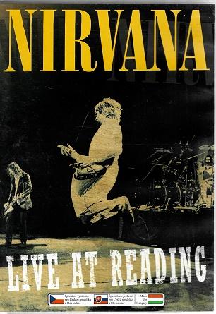 Nirvana: Live at Reading (koncert) plast DVD