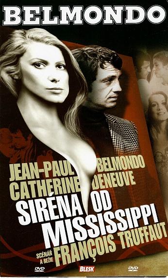 Siréna od Mississippi ( pošetka ) DVD