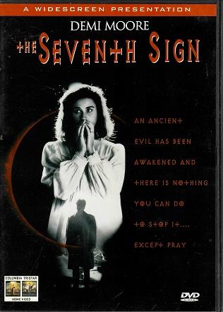 The Seventh Sign / Sedmé znamení ( originální znění, titulky CZ ) plast DVD