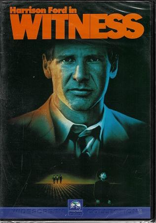 Witness / Svědek ( zvuk český ) plast DVD