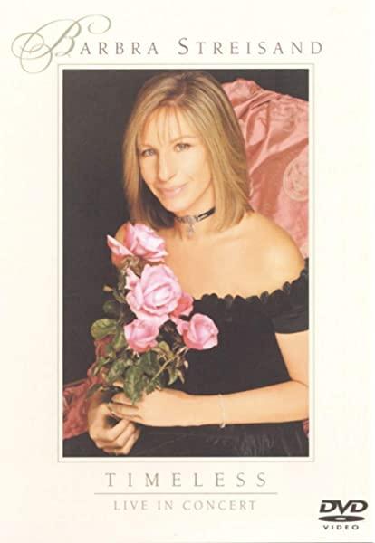 Barbra Streisand - Timeless - Live in Concert - DVD /plast/