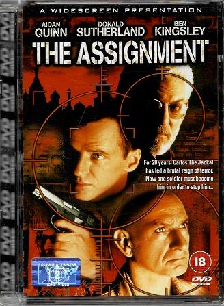 The Assignment / Hon na Šakala ( originální znění, titulky CZ ) DVD