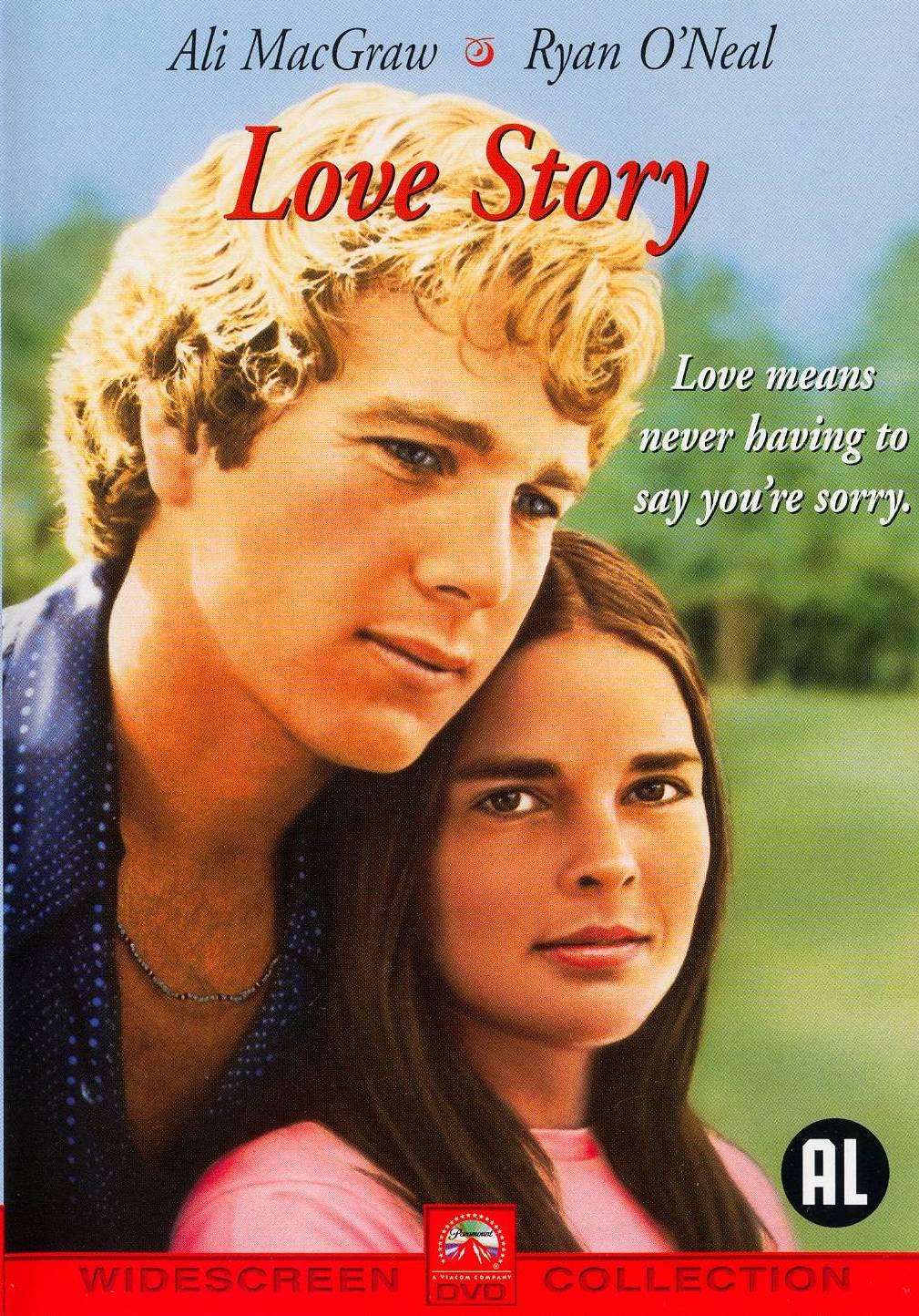 Love Story - v originálním znění s CZ titulky - DVD /plast/