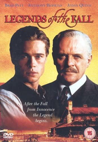 Legends of the Fall / Legenda o vášni - v originálním znění s CZ titulky - DVD /plast/