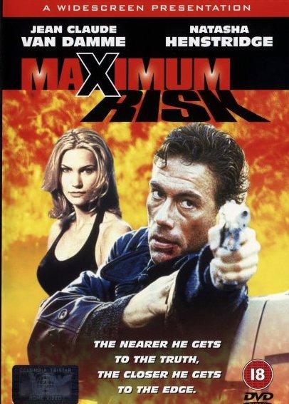 Maximum Risk / Maximální riziko - v originálním znění s CZ titulky - DVD /plast/