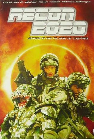 Recon 2020 - Masakr na planetě Caprini - DVD /plast/