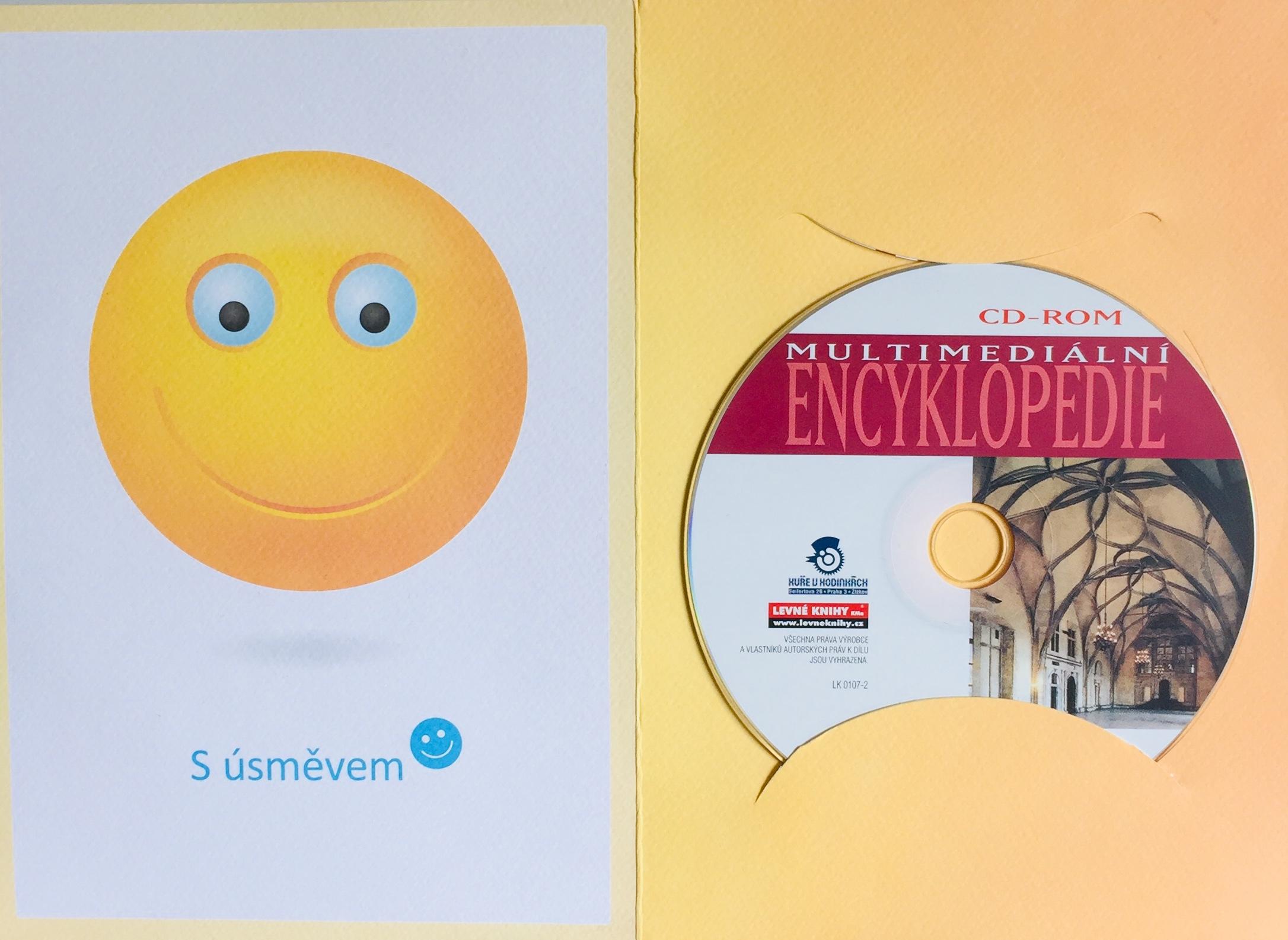 Multimediální Encyklopedie - Architektura v českých zemích - PC CD-ROM /dárkový obal/