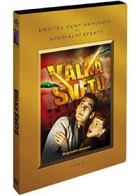 Válka světů ( 1953 ) ( originální znění, titulky CZ ) plast v šubru DVD