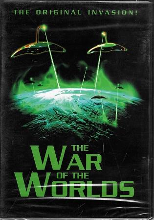 The War of the Worlds /Válka světů ( 1953 ) ( originální znění, BEZ CZ titulků ) plast DVD
