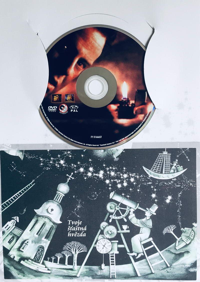 Smrtonosná past - DVD /dárkový obal/