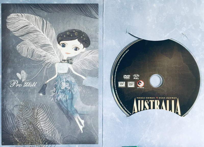 Australia - DVD /dárkový obal/