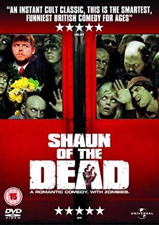 Shaun of the Dead / Soumrak mrtvých - v originálním znění bez CZ titulků - DVD /plast/