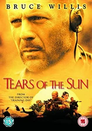 Tears of the Sun / Slzy slunce - DVD /plast/