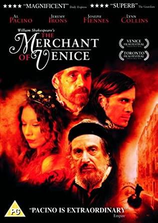The Merchant of Venice / Kupec benátský - v originálním znění bez CZ titulků - DVD /plast/
