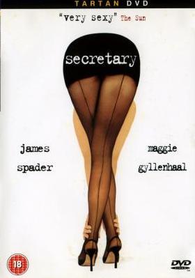 Secretary / Sekretářka - v originálním znění bez CZ titulků - DVD /plast/