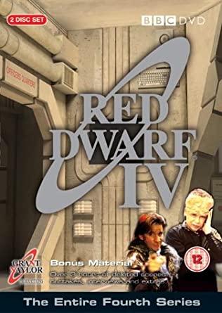 Red Dwarf IV / Červený trpaslík IV - v originálním znění bez CZ titulků - 2xDVD /plast/