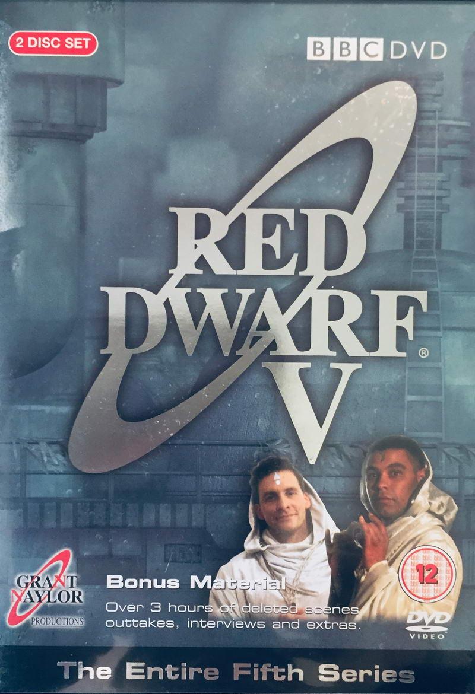 Red Dwarf V / Červený trpaslík V - v originálním znění bez CZ titulků - 2xDVD /plast/