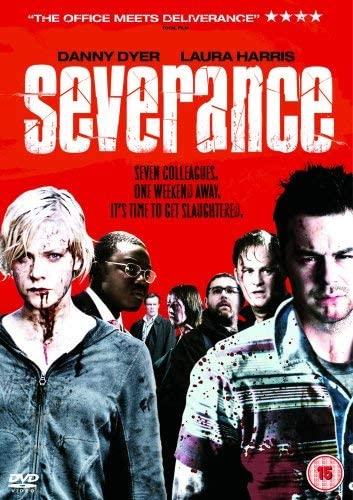 Severance / Izolace - v originálním znění bez CZ titulků - DVD /plast/