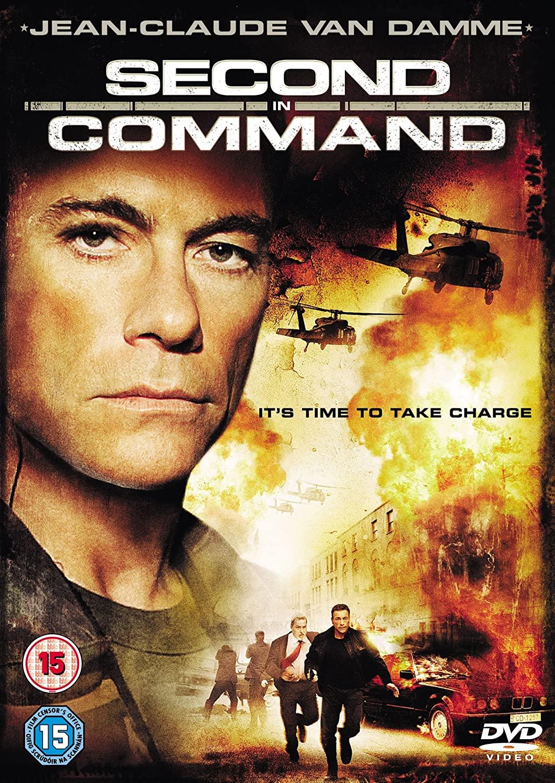 Second in Command / Zástupce velitele - v originálním znění bez CZ titulků - DVD /plast/