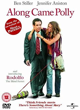 Along Came Polly / Riskni to s Polly - v originálním znění bez CZ titulků - DVD /plast/