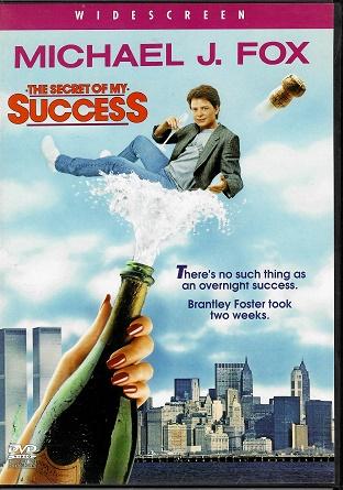 The Secret of My Succe$s / Tajemství mého úspěchu ( originální znění, titulky CZ ) plast DVD