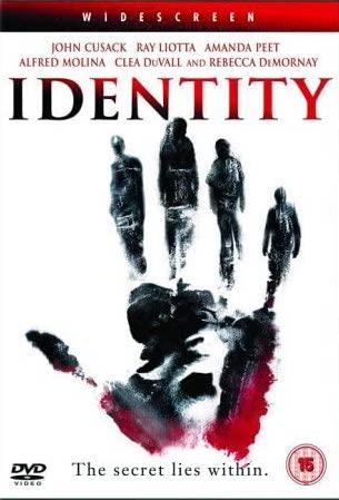 Identity / Identita - v originálním znění s CZ titulky - DVD /plast/